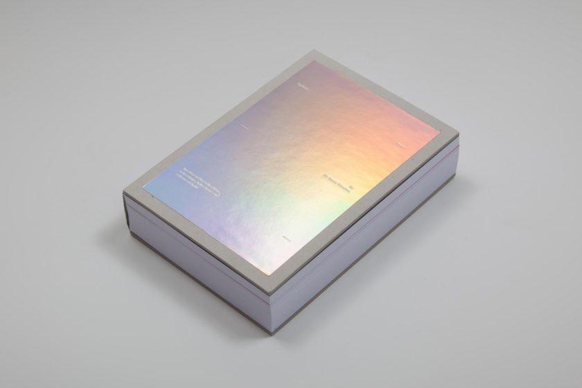 el libro opticks gana el premio laus plata SYL